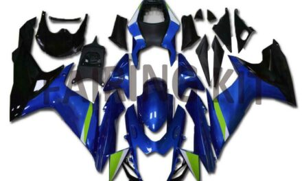 FK Fairing ABS Plastic Injection Fit for SUZUKI 2011-2019 GSXR 600/750 a041
