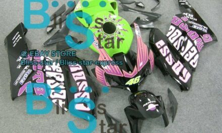Decals INJECTION Fairing Kit Fit Honda CBR1000RR 2004-2005 82 A7
