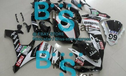 INJECTION Fairing with Full Tank Fit Yamaha YZF-R1 2007-2008 55 A3