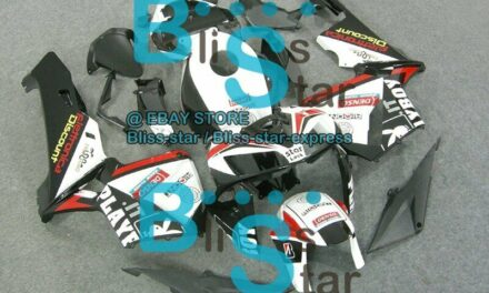Decals INJECTION Fairing For HONDA CBR600RR 2005-2006 94 A7