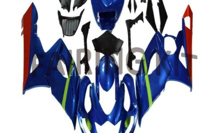 FK Injection Blue ABS Plastic Fairing Fit for Suzuki 2005-2006 GSXR 1000 a072