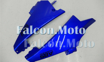 Left Right Side Lower Fairing Fit for Suzuki GSX-R 1000 07-08 Blue Injection aAB