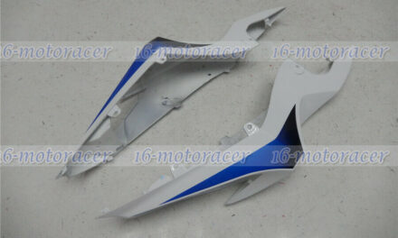 ABS Injection Rear Tail Left+Right Side Fairing For Suzuki GSXR600/750 2011-2018