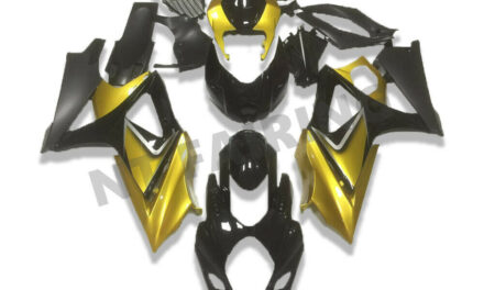 Injection Mold ABS Plastic Fairing Fit for Suzuki 2007-2008 GSXR 1000 a049