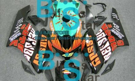 Decals INJECTION Fairing Kit Fit Honda CBR1000RR 2004-2005 22 A5