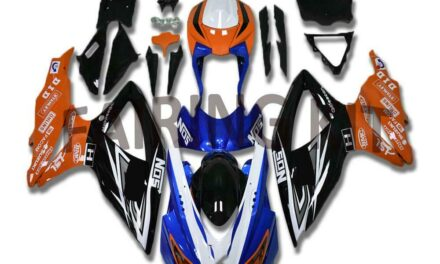 FK Injection ABS Plastic Fairing Fit for Suzuki 2008-2010 GSXR 600 750 a076