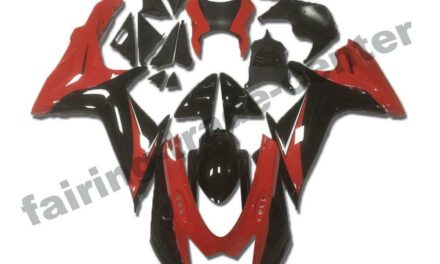 FTC Red Black ABS Injection Fairing Fit for Suzuki 2011-2020 GSXR 600 750 a005