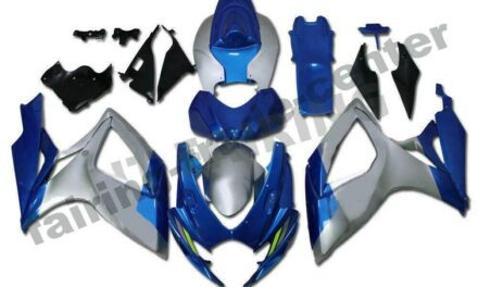 FTC Injection Blue ABS Plastic Fairing Fit for Suzuki 2006-07 GSXR 600 750 a0124