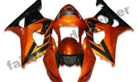 FTC Injection Mold ABS Plastic Fairing Fit for Suzuki 2003-2004 GSXR 1000 a006
