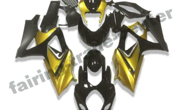 FTC Injection Mold ABS Plastic Fairing Fit for Suzuki 2007-2008 GSXR 1000 a049