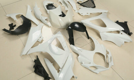 Unpainted Motorcycle Injection Fairings Fit For Suzuki GSXR1000 GSX-R1000 07-08