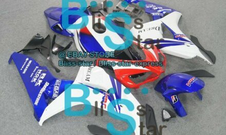 Decals INJECTION Fairing Kit Fit Honda CBR1000RR 2006-2007 101 A4