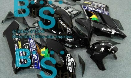 Decals INJECTION Fairing Kit Fit Honda CBR1000RR 2004-2005 85 A5