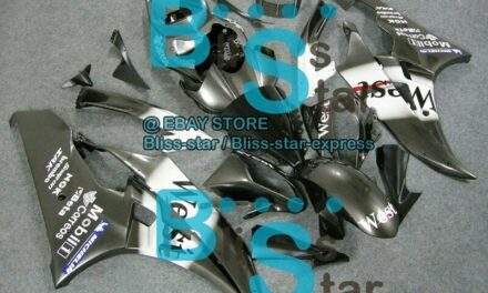 Decals Gloss INJECTION Fairing Fit Yamaha YZFR6 YZF-R6 2006-2007 15 A3