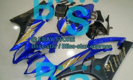 Decals Gloss INJECTION Fairing Bodywork Fit Yamaha YZFR6 YZF-R6 2006-2007 27 A6