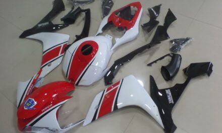 White INJECTION Fairing Bodywork Plastic Fit Yamaha YZFR1 2007-2008 016 A5