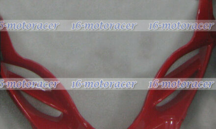 New Red Upper Front Fairing Cowl Nose Fit for SUZUKI GSXR 1000 K9 2009-2016 a#08