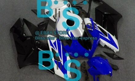 Blue Glossy INJECTION Fairing Kit Fit Honda CBR1000RR 2004-2005 03 A5