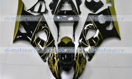 FAIRING Fit for Suzuki 2003-2004 GSXR 1000 03 K3 Injection Mold Plastic Kit a#23