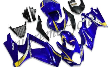 SC Injection Mold Blue ABS Fairing Fit for Suzuki 2007-2008 GSXR 1000 a070