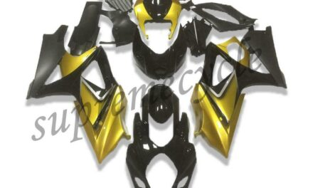 SC Injection Mold ABS Plastic Fairing Fit for Suzuki 2007-2008 GSXR 1000 a049