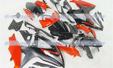 Fairing Kit Fit for 2008-2010 GSXR 600 750 K8 Bodywork Injection ABS Mold q#48