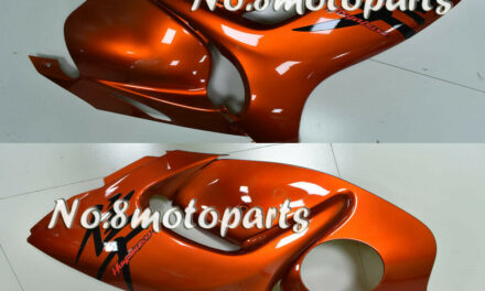 Fit for 2008-2018 GSX-R 1300R Orange ABS Injection Left Right Side Fairings a21