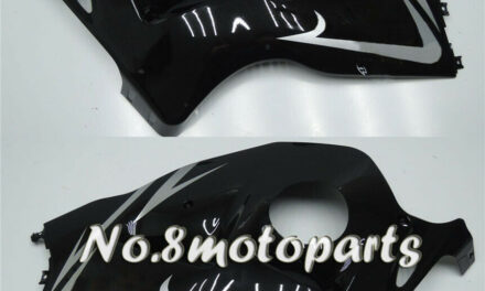 Fit for 1997-2007 GSXR 1300 ABS Injection Black Left + Right Side Fairings a13