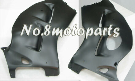 Fit for 1997-2007 GSX-R 1300 Matte Black Injection Left Right Side Fairings a09