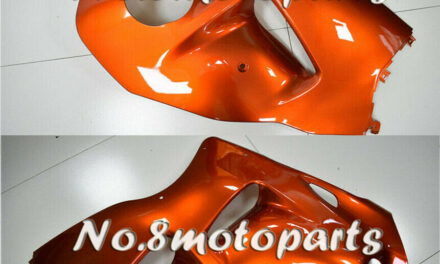 Fit for 1997-2007 GSX-R 1300R Orange ABS Injection Left Right Side Fairings a19