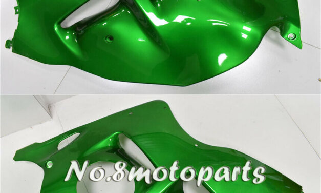 Fit for 1997-2007 GSX-R 1300R New Green Injection Left Right Side Fairings a17