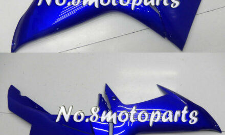 Fit for 2011-2018 GSXR 600 GSXR 750 K11 Left Right Side Fairings Glossy Blue a16
