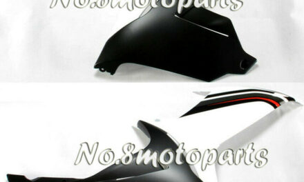 Fit for 2011-2018 GSXR 600 750 Left Right Side Fairings Black White ABS New a21