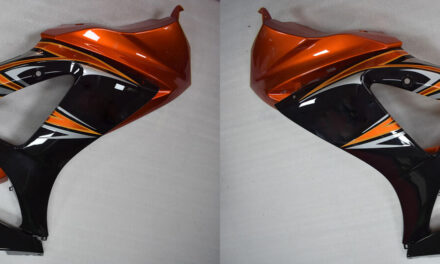 Right and Left Injection Fairings for Suzuki GSXR GSX-R 1000 K7 2007 2008