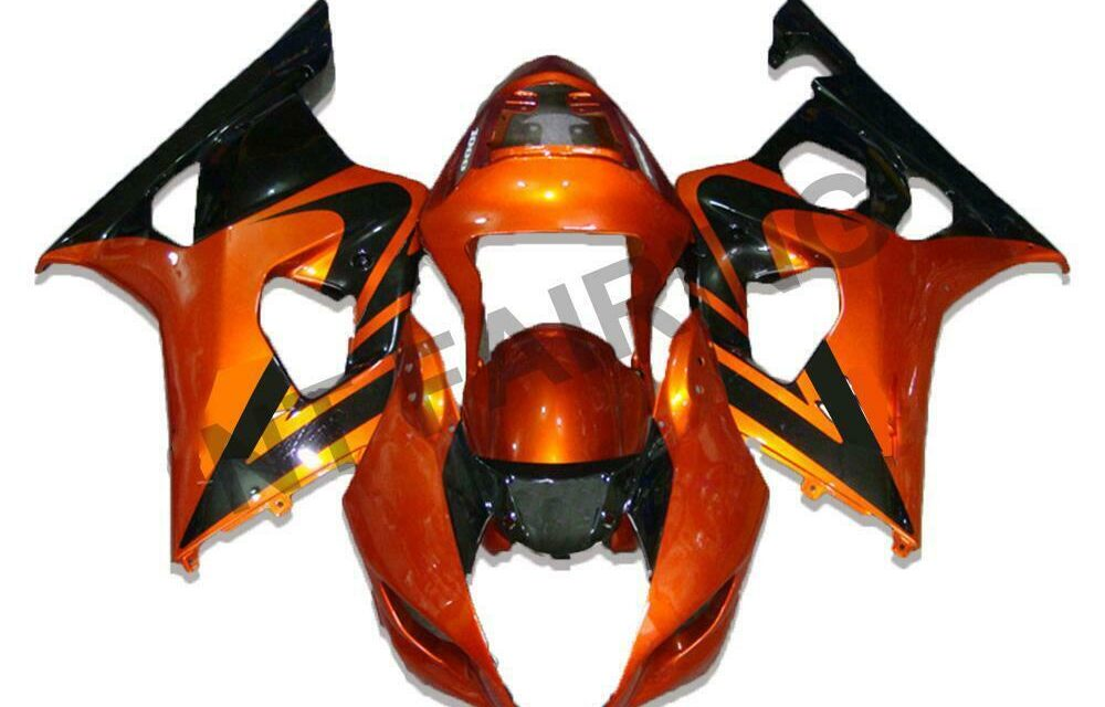 Fit for Suzuki 2003-2004 GSXR 1000 Injection Mold ABS Plastic ABS Fairing a006