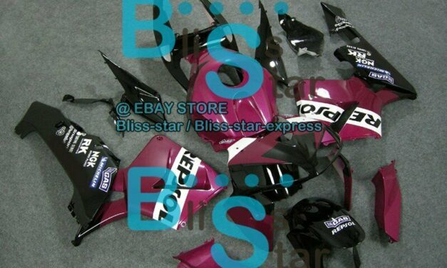 Decals Glossy INJECTION Fairing For HONDA CBR600RR 2005-2006 17 A6
