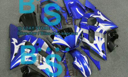 Blue Glossy INJECTION Fairing Fit Yamaha YZFR6 YZF-R6 99 00 01 1998-2002 16 A7