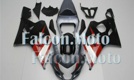 Fairing Fit for 2004 2005 GSXR 600 750 K4 ABS Plastic Injection Mold Fairing Set