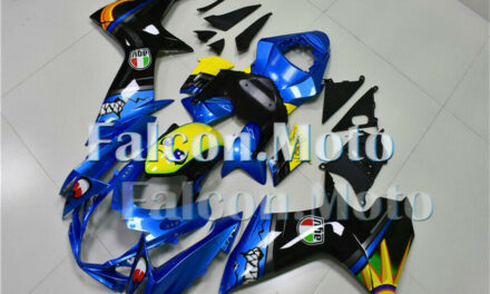 Injection Mold Fairing Bodykits Plastic Fit for 2011-2019 GSX-R 600 750 K11 aBW