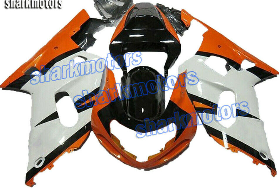 Fairing Plastic Injection Molded Fit for Suzuki 02 2001-2003 GSXR 600 750 K1 ABS