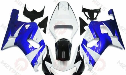 Bodywork For GSXR600/750 2001 2002 2003 ABS Injection Mold Fairing Kit Cowling