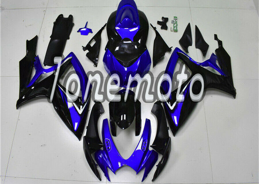 Fit for Suzuki GSX-R 600 750 2006-2007 Fairing Injection Molded ABS Plastic #Ad