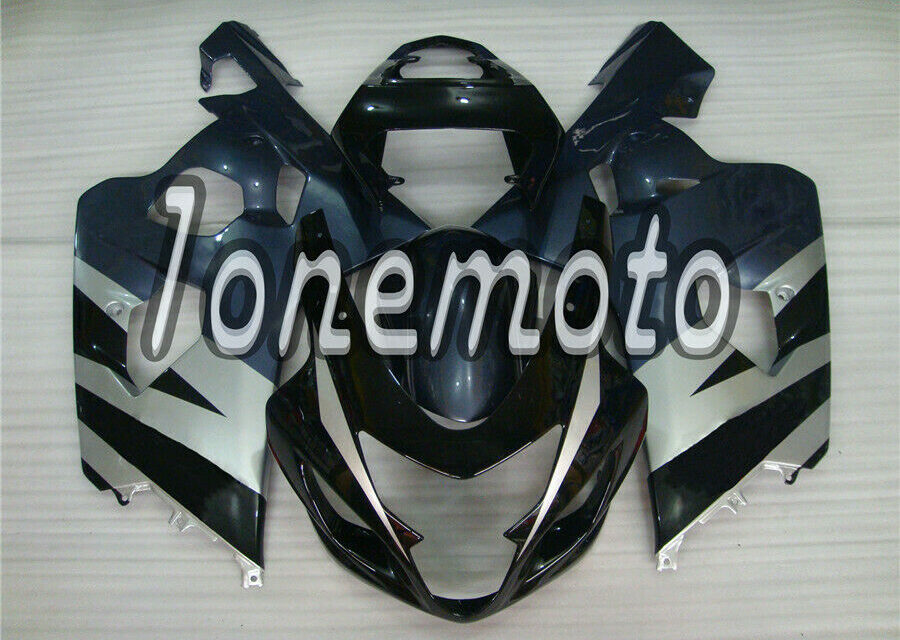 Fit for GSXR 600 750 2004-2005 K4 New Fairing Plastics Set Injection Mold #Bb