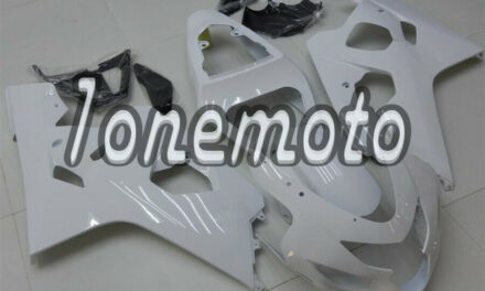 Fit For 2004 2005 New Pearl White Injection Mold Fairing GSXR 600/750 Bodywork