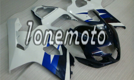 Fit for K4 2004 2005 GSXR 600 750 K4 Injection Mold Fairing Set Body Work#Bf