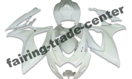 FTC Injection  ABS White Fairing Fit for Suzuki 2006 2007 GSXR 600 750 a069