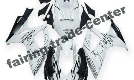 FTC Injection White ABS Plastic Fairing Fit for Suzuki 2006-07 GSXR 600 750 a014
