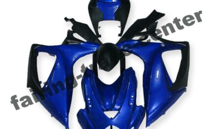 FTC Injection Blue Plastic Fairing Fit for Suzuki 2006 2007 GSXR 600 750 a021