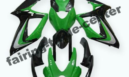 FTC Injection Mold Green ABS Fairing Fit for Suzuki 2006 2007 GSXR 600 750 a015