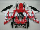 Red White Black Injection Fairing Bodywork Suitable For 2008-2010 GSXR 600 750 K8 iBX